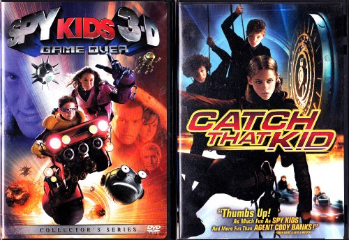 Top 10 spy kids dvd collection for 2021