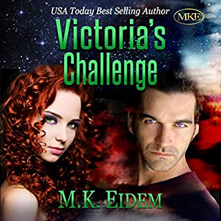 Victoria's Challenge audiobook cover art