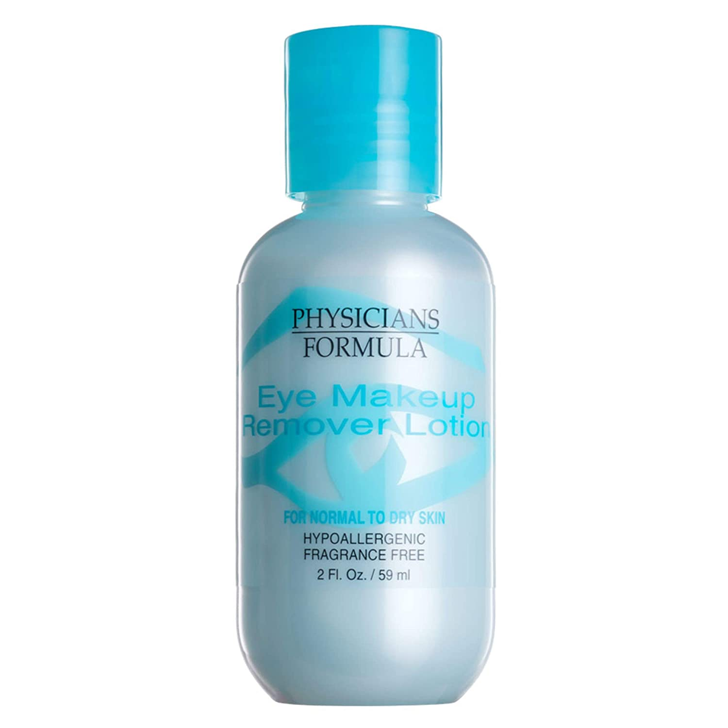 Physicians Formula Eye Makeup Remover Lotion for Normal to Dry Skin, 2 Fluid Ounce : Beauty
