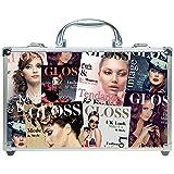 Gloss - caja de maquillaje, caja de regalo para mujeres - Maleta de Maquillaje - Beauty Tendance Color - 61 Pcs