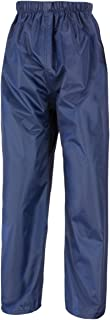Result Core Kids/Childrens Unisex Stormdri Rain Over Trouser/Pants