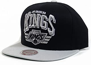 Los Angeles Kings The Stadium Arch Vintage Black/Silver Hat