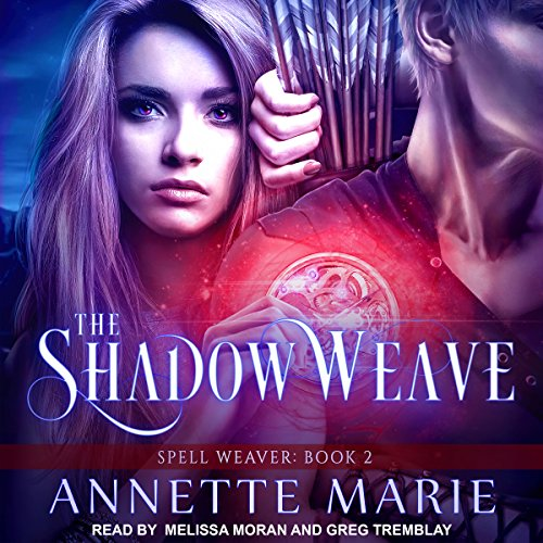 The Shadow Weave audiobook cover art