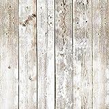 32.8Ft Reclaimed Wood Wallpaper Wood Contact Paper Wood Grain...