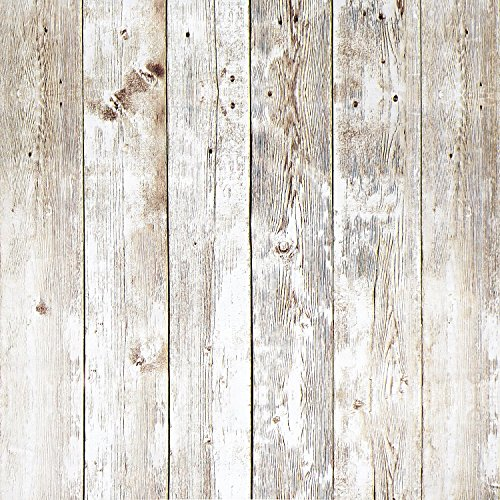 """Wood Contact Paper Wood Wallpaper Stick and Peel Self Adhesive 17.7""""x236'/Roll"""