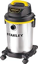 Stanley 4 Gallon Wet Dry Vacuum , 4 Peak HP Stainless Steel 3 in 1 Shop Vac,..