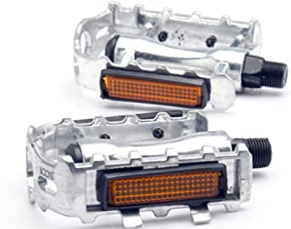 New Aluminum Bicycle Cycling Pedals MTB Bike Pedals For Mountain And Road