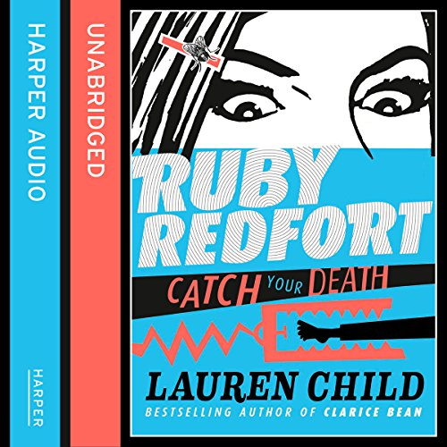 Catch Your Death audiobook cover art
