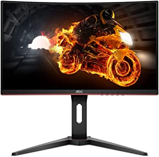 "AOC C27G1 Monitor Gamer Curvo de 27"", Resolución 19"