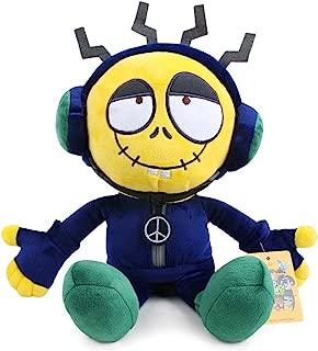 Ezeni Zombie Dumb Zombill Plush Baby Staff Toy Stuffed Soft Doll (14.6