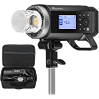 Flashpoint XPLOR 400PRO TTL Battery-Powered Monolight with Built-in R2 2.4GHz Radio Remote System