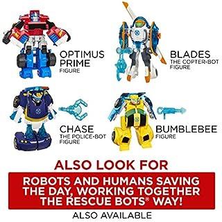 عروض المحولات Playskool Heroes Rescue Bots تنشيط موجة