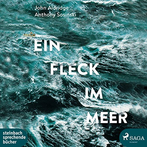 Ein Fleck im Meer audiobook cover art