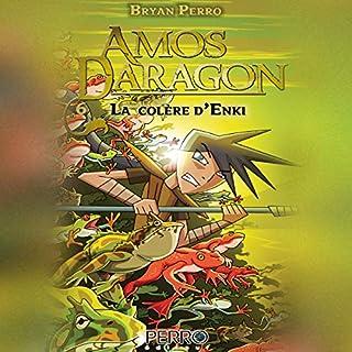Page de couverture de La Colère d'Enki