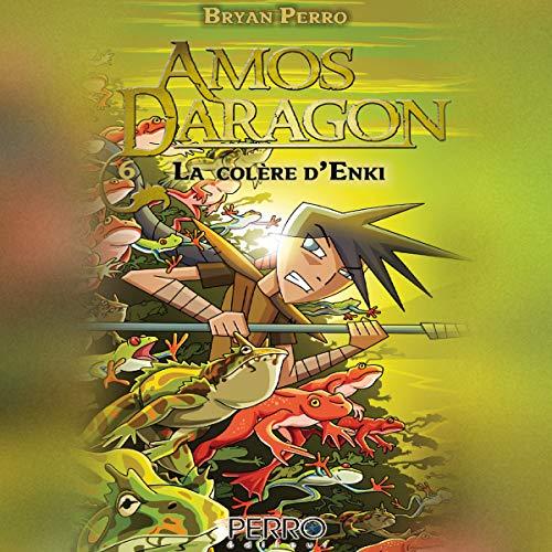 La Colère d'Enki [The Anger of Enki] audiobook cover art