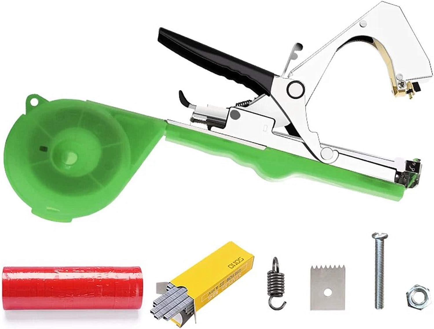 HECHUANGYP Plant Strapping Machine Gardening Tape Gun Tool セール品 当店は最高な サービスを提供します wit