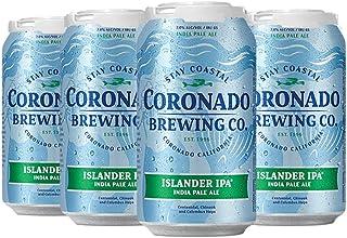 Coronado Islander IPA, 355 ml (Pack of 6)