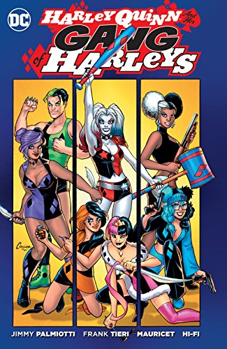 Harley Quinn and Her Gang of Harleys (2016) (English Edition)