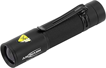 ANSMANN Future T50F Torch | Compact Focusable Torch for Social and Professional use | Good handling with Non Slip Surface...