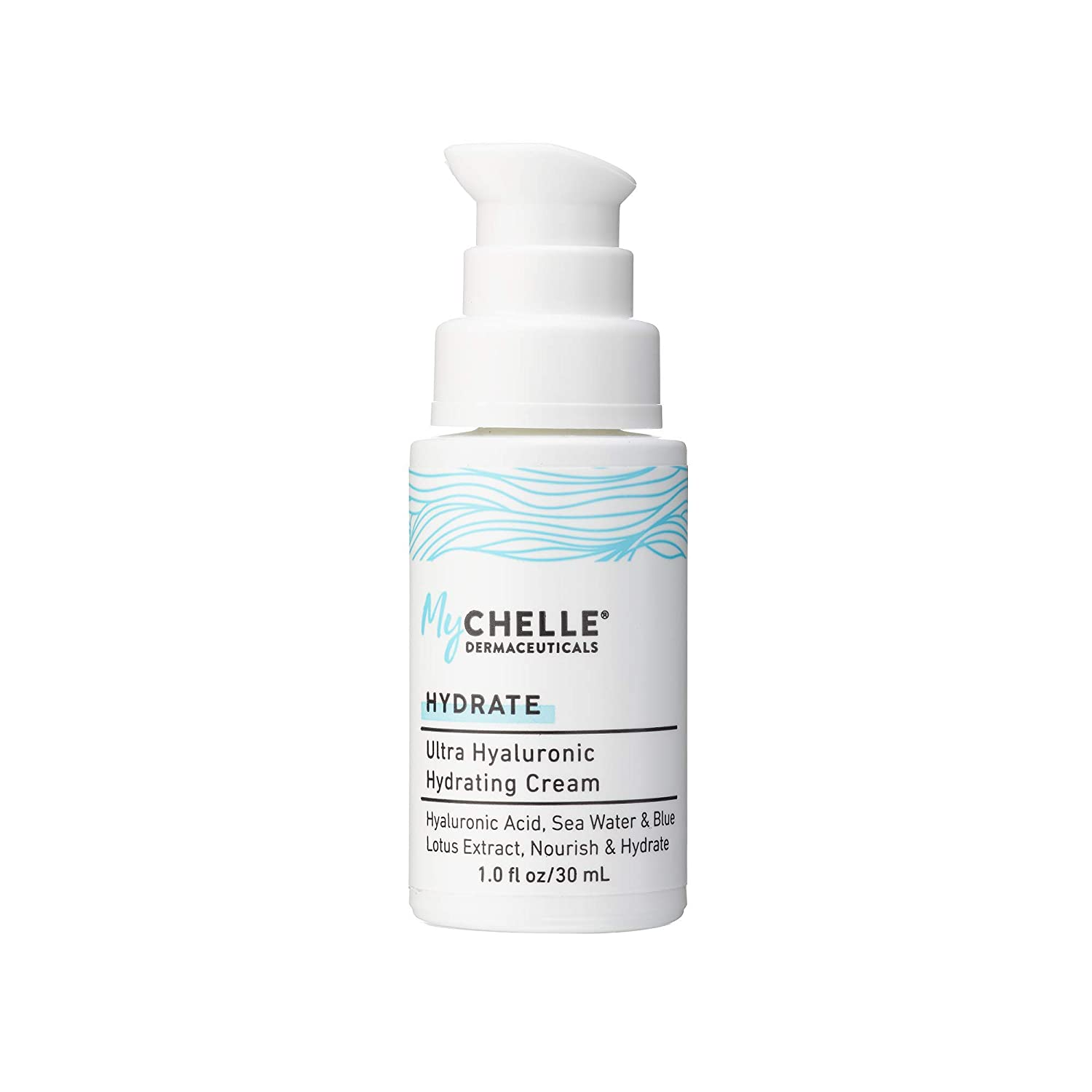 Direct stock discount MyChelle New Shipping Free Shipping Dermaceuticals Ultra Hyaluronic Nouris Hydrating Cream