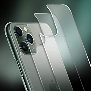 Back Screen Protector for iPhone 11 Pro Max [3-Pack], Rear Tempered Glass [Haptic Touch] Temper Film Premium HD Clarity An...