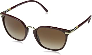 Burberry Square Sunglasses For Women, Brown - BE4262 34031353