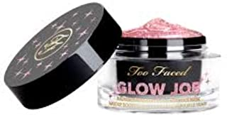 glow job radiance-boosting glitter face mask