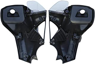 TCT-MT Hard Lower vented Fairing Inner Kit Fit For Indian Chieftain Dark Horse Roadmaster Classic Limited 2014-2018 Chief Vintage 16 Black