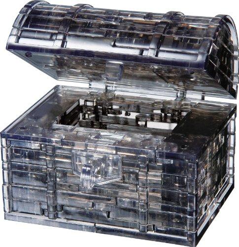 Bepuzzled Original 3D Crystal Puzzle - Treasure...