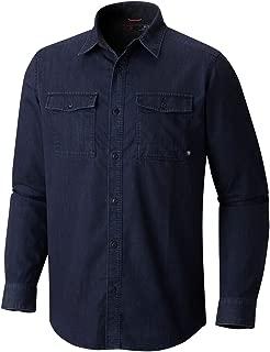 1764311 Men's Hardwear Denim Long Sleeve Shirt