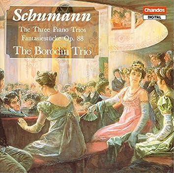 Schumann: Piano Trios Nos. 1-3 / Fantasiestucke