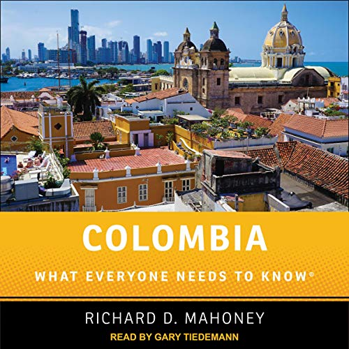Colombia cover art