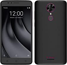 Coolpad REVVL Plus C3701A Android 7 32GB Black Extra Large 6in LCD T-mobile only (Renewed)
