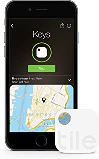 Tile (Gen 2) - Phone Finder. Key Finder. Item Finder - 4 Pack (Discontinued by Manufacturer)
