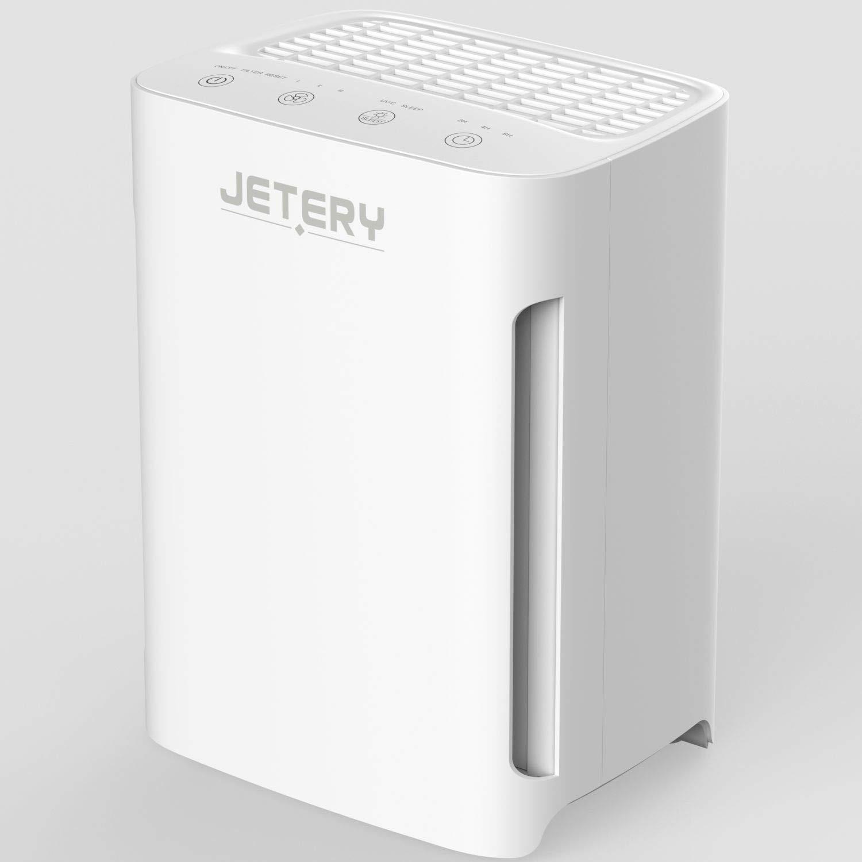 Purificador de aire y filtro JETERY: Amazon.es: Hogar