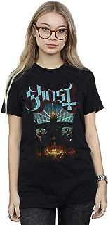 Ghost Women's Meliora Cover Boyfriend Fit T-Shirt