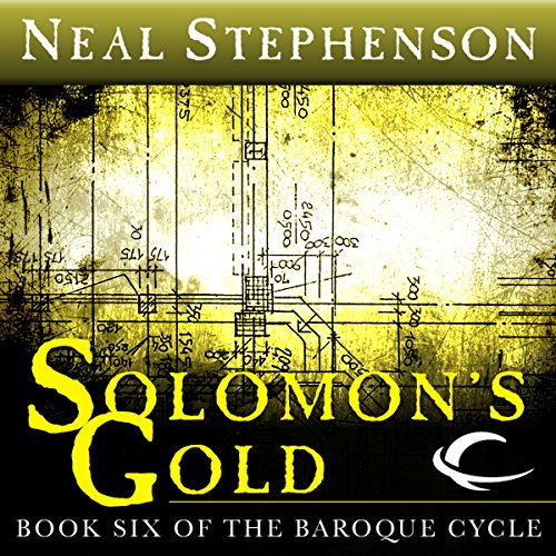 Solomon's Gold audiobook cover art