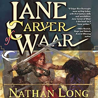 Jane Carver of Waar cover art