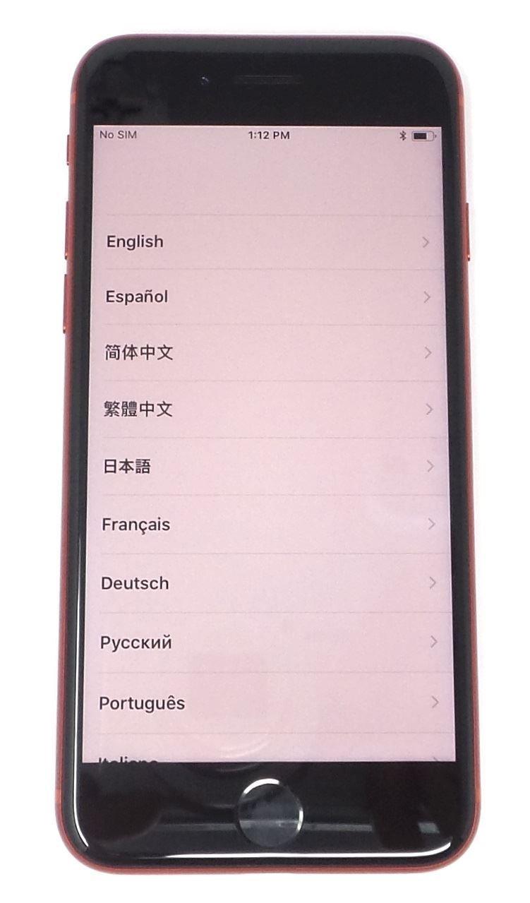 Apple iPhone 8 4.7in, 256 GB, Fully Unlocked, Red (Renewed)
