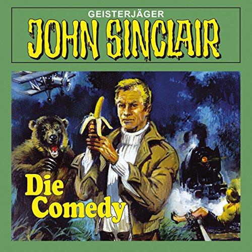 Die Comedy (John Sinclair) Titelbild