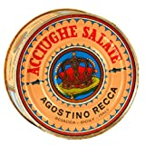 Agostino Recca Salted Anchovies - 1 Pound 12 Ounces