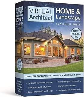 Virtual Architect Home and Landscape Platinum Suite 8.0