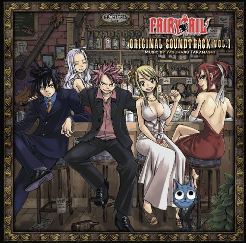Fairy Tail Original Soundtrack