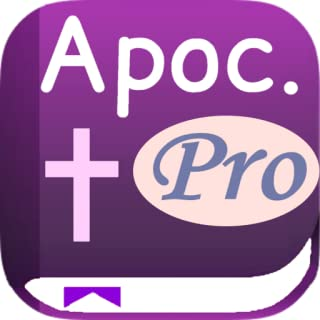 NO ADS! Apocrypha / Deuterocanonical PRO: Bible's Lost Books, King James Version KJV (Easy-to-use Android's Bible App with Audio Books, Auto-Scrolling, Notepad, & Offline) FREE BIBLE, Ebook Reader!