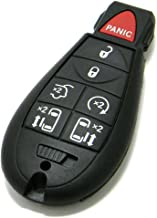 OEM Dodge Grand Caravan 7-Button FOBIK Key Fob Remote (FCC ID: IYZ-C01C, P/N: 56046709)