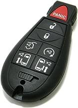 $79 » OEM Dodge Grand Caravan 7-Button FOBIK Key Fob Remote (FCC ID: IYZ-C01C, P/N: 56046709)