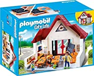Features 3 Playmobil Figures and accessories The Pupils are ready for the lesson to begin, as its Music day Features Books School desks, Musical instruments Great addition to the CITY LIFE range Encourages learning through interactive play For ages 4...