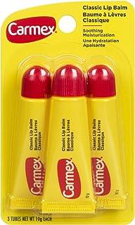 (3 Pack) CARMEX Original Lip Balm Tube - Original