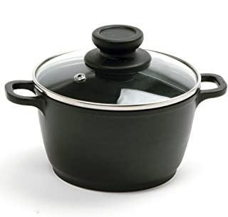saucepan with two handles