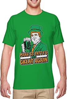 Make St. Patty's Day Great Again - Trump Men's T-Shirt